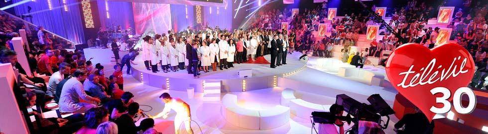 Télévie 30 ans : Faisons gagner la vie !